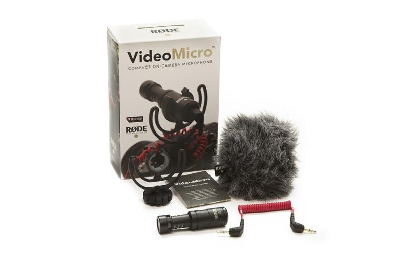 Rode VideoMicro Kit
