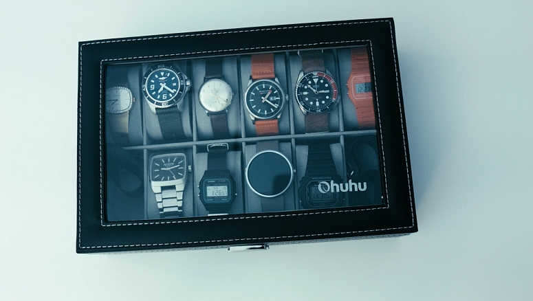 Ohuhu Watch Box